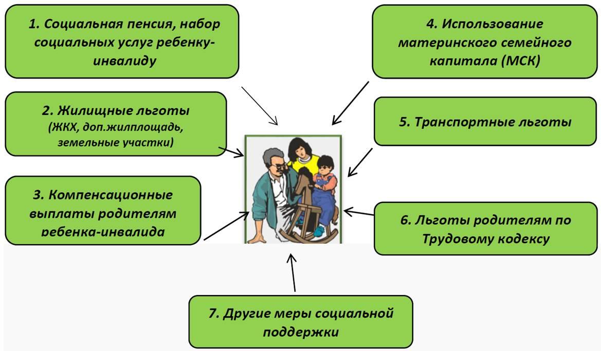 Защита прав и свобод ребенка-инвалида и его семьи
